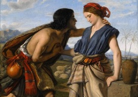 William-Dyce-jaco-amor-raquel-bibliacenter