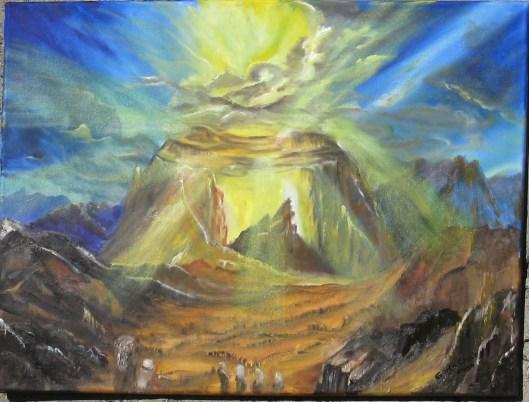 MOUNT SINAI (Monte Sinai)