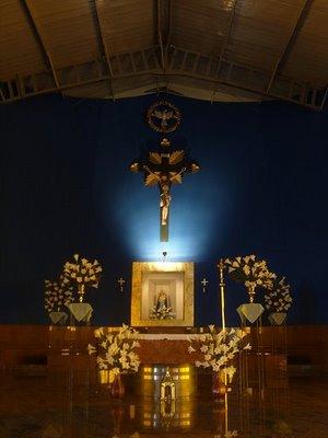 luz do altar